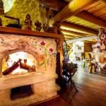 Chata Olimpijczyka Jasia i Helenki Wisła restauracja gastronomia imprezy karczma