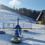 Stacja Narciarska Cieńków Wisła narty kolej linowa
