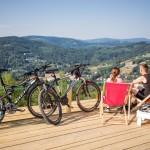 Skolnity Wisła Ski & Bike narty rowery kolej linowa