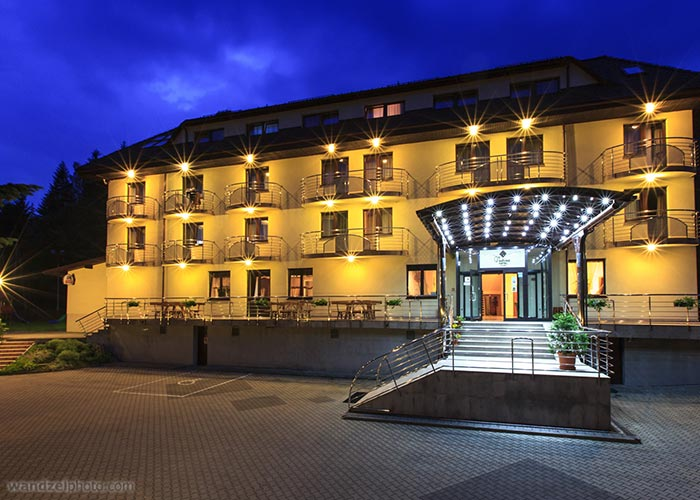 Vestina hotel Wisła noclegi